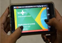 Aplicativo coloca Cartão SUS nas mãos do cidadão