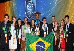 Brasileiros levam prêmios em feira internacional de ciências