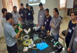 Curso Fusão de Fibra Óptica em Campo Grande - MS