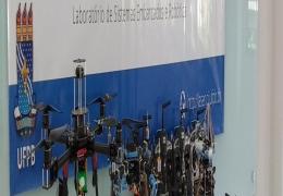 Drones na Expotec
