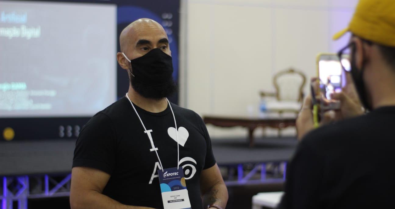 EXPOTEC 2020: Sérgio Gama da IBM faz palestra sobre o uso da inteligência artificial em tempos de pandemia