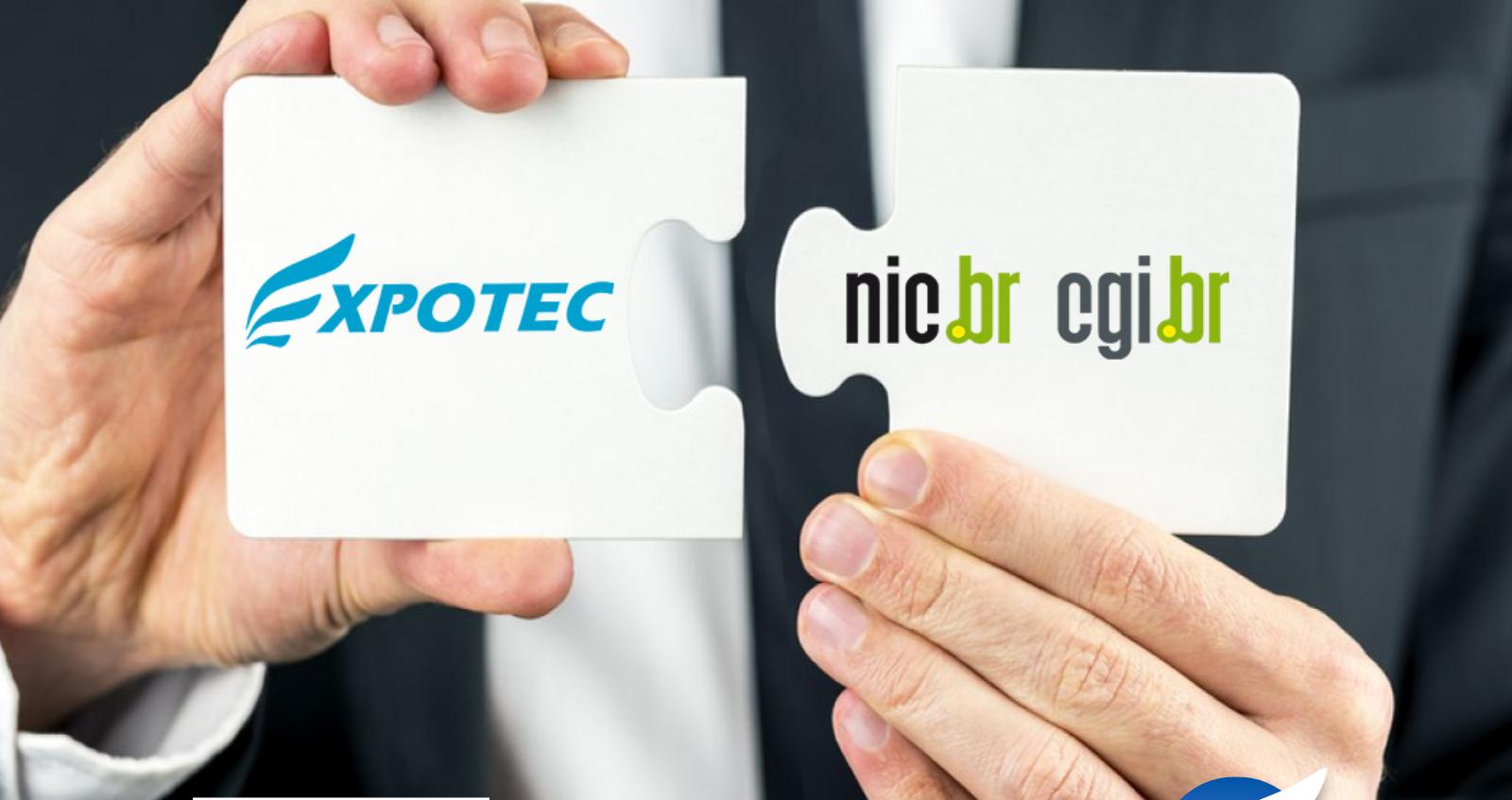 Expotec 2021 se consolida como espaço de incentivo às novas tecnologias em parceria com o CGi.br e NIC.br