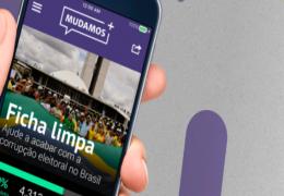 Ferramenta para iniciativa de Lei popular: App 'Mudamos'
