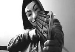 Hackers da Anonymous