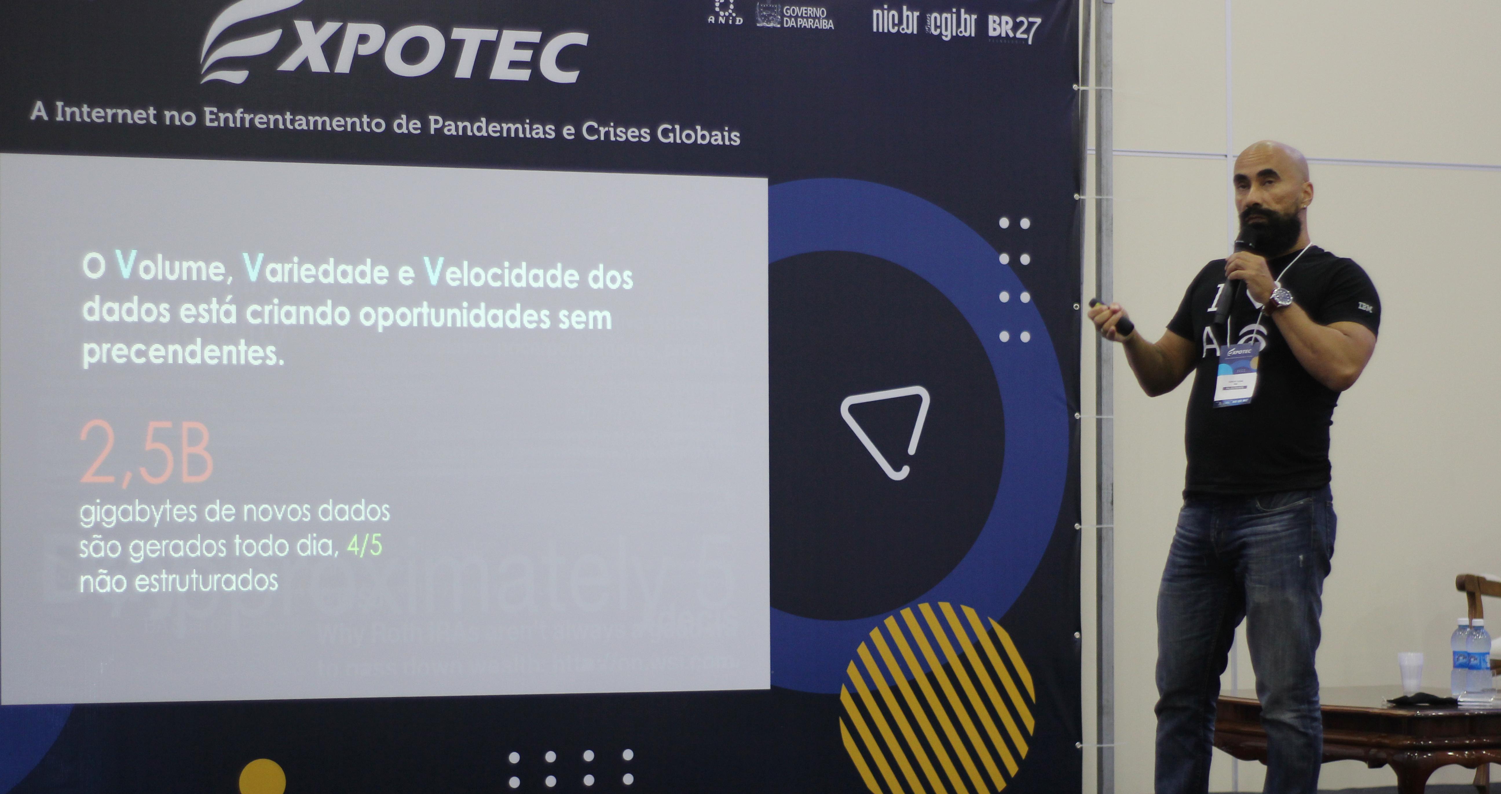 Oportunidade: Expotec abre inscrições para submissão de trabalhos