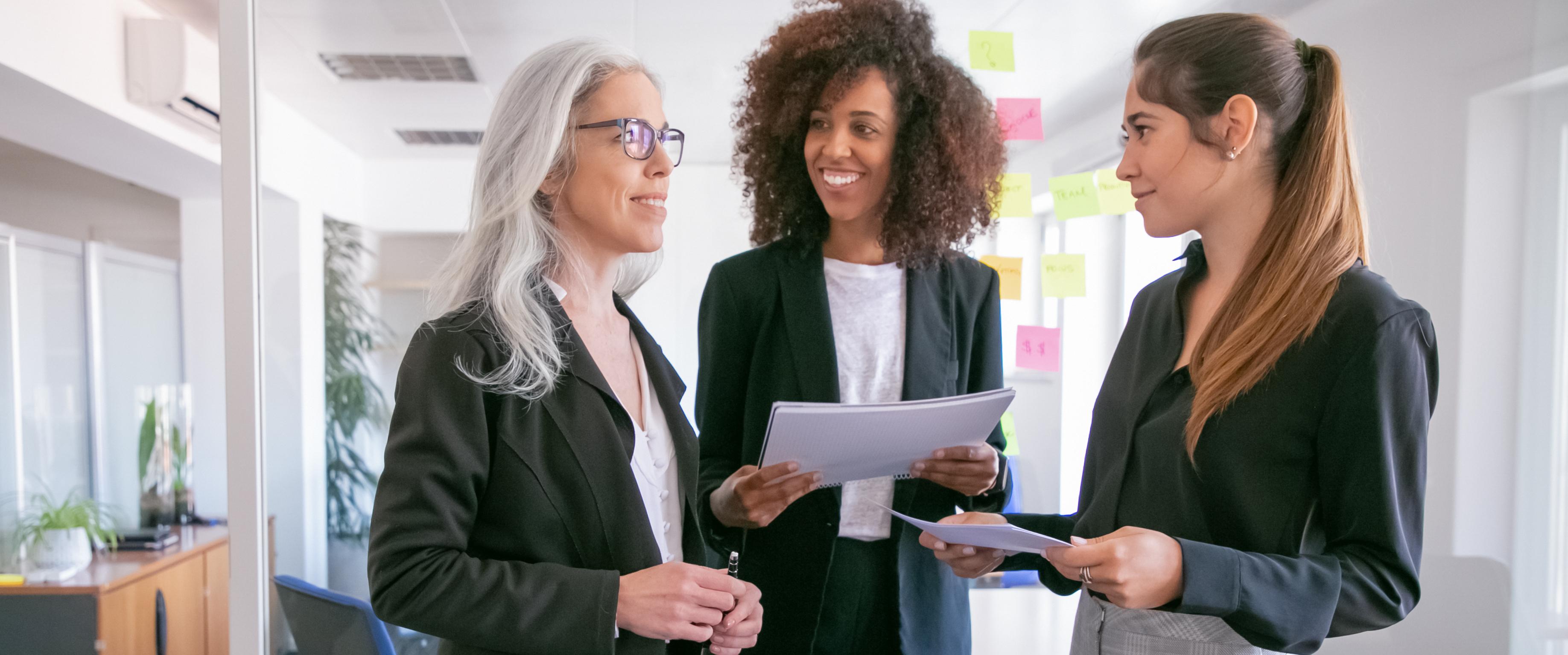 Oportunidade para mulheres brasileiras que empreendem em tecnologia